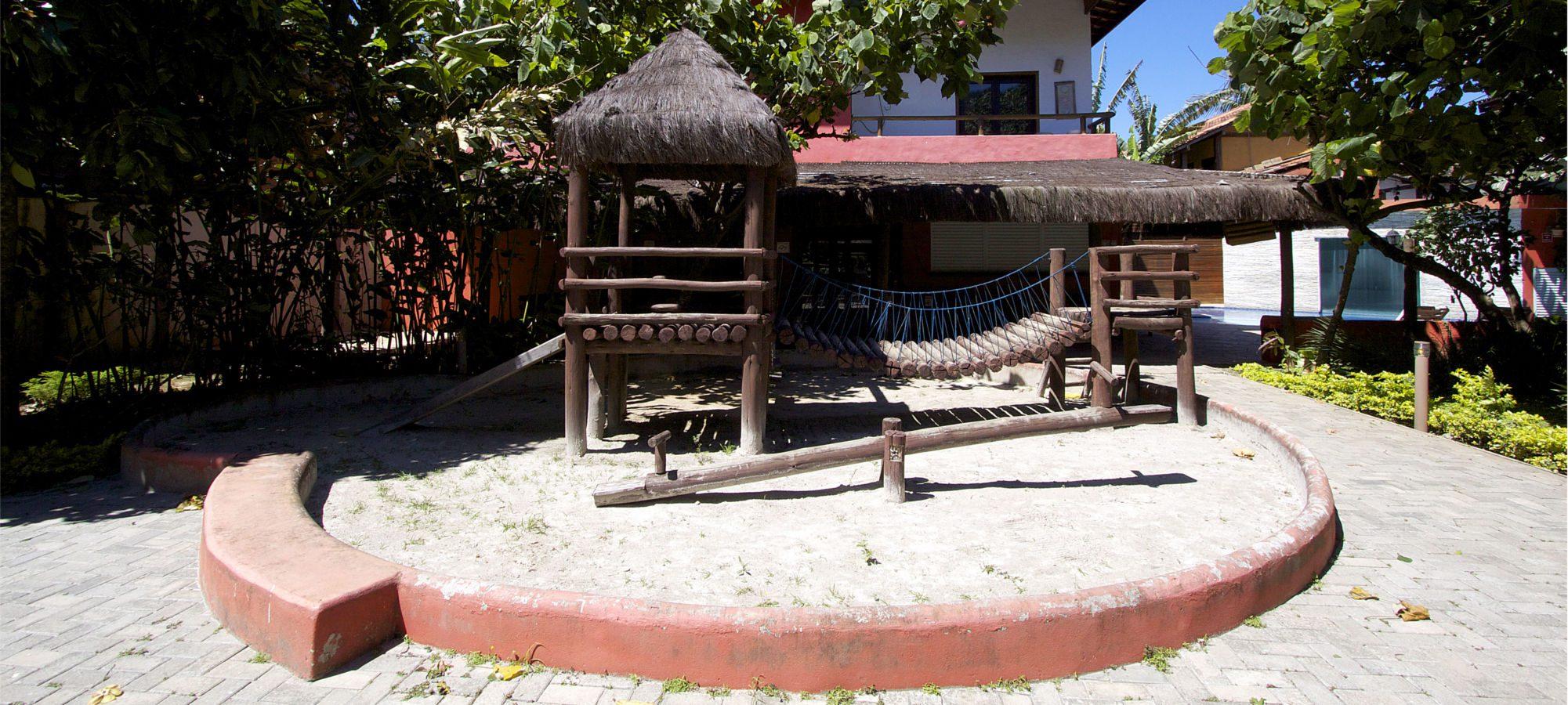 Playground Pousada Porto Mare - Maresias