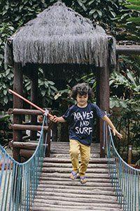 playground pousada maresias
