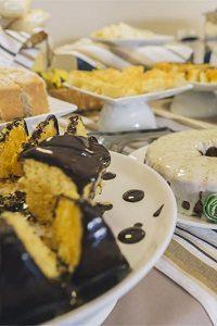 Cafe da Manhã - Maresias