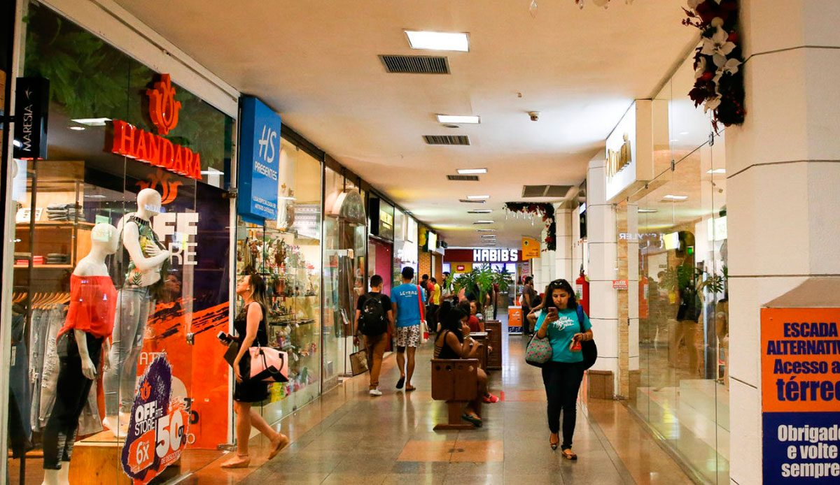 Shoppings em Maresias